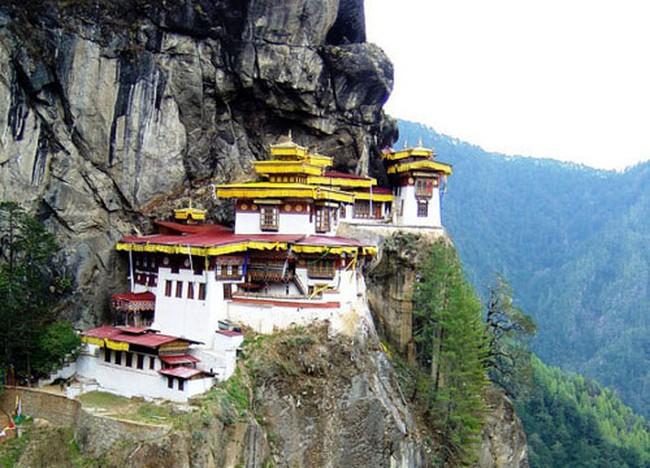 Bhutan và mô hình kinh tế hạnh phúc