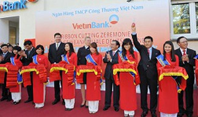 NHNN: Vietinbank được thành lập ngân hàng con tại Đức