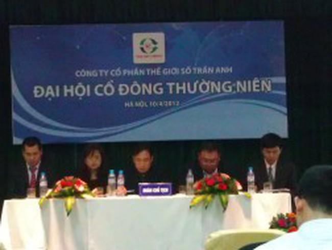 TAG: Năm 2012 đặt mục tiêu lãi 81,3 tỷ đồng
