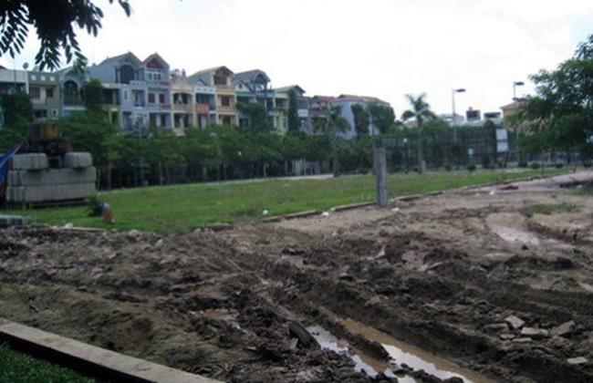 Hà Nội sẽ thanh tra hàng loạt dự án bất động sản