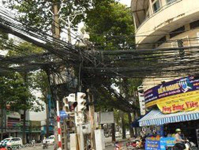 """Ngành điện muốn vốn vay ODA để xóa """"mạng nhện"""""""