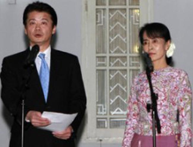 Nhật Bản giúp đỡ Myanmar thành lập thị trường chứng khoán