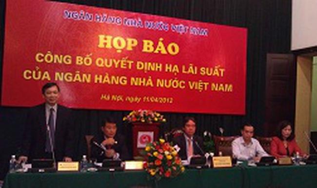 Thống đốc NHNN: Thanh khoản hệ thống rất dồi dào