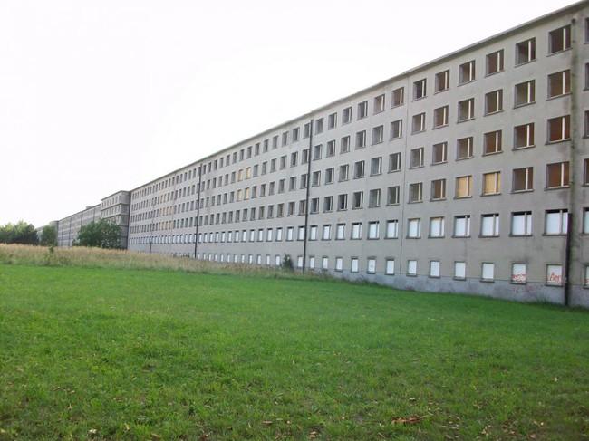 'Hô biến' resort của Hitler thành... khách sạn siêu xa xỉ