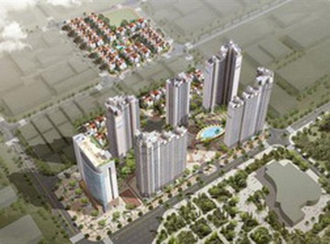 Bất động sản chiếm 50% vốn đầu tư nước ngoài vào Hà Nội