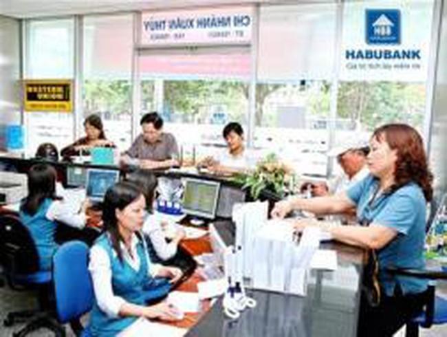 Habubank: LNST sau kiểm toán giảm 28 tỷ đồng