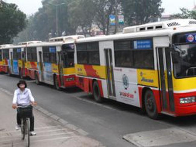 Hà Nội đề xuất tăng giá vé xe buýt lên gấp 1,5 lần