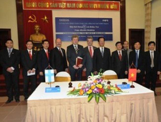 Nokia khởi động nhà máy điện thoại tại Việt Nam