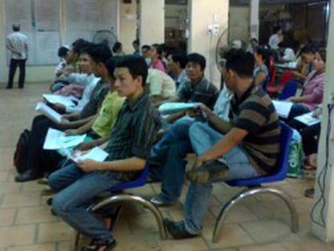 TP Hồ Chí Minh: Người đăng ký bảo hiểm thất nghiệp gia tăng