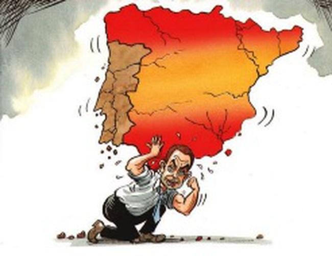 Tây Ban Nha kêu gọi ECB mua trái phiếu