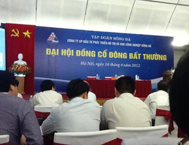 ĐHCĐ bất thường SJS: Ông Đỗ Văn Bình đã dành được 1 ghế trong Thành viên HĐQT