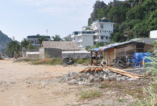 Quảng Ninh: Tỉnh nói dừng, huyện vẫn cấp trái phép hàng loạt dự án