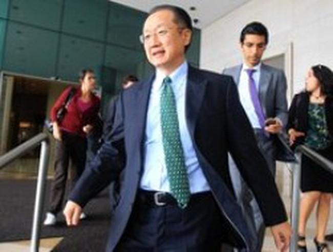 Ông Jim Yong Kim sẽ trở thành Chủ tịch Ngân hàng Thế giới