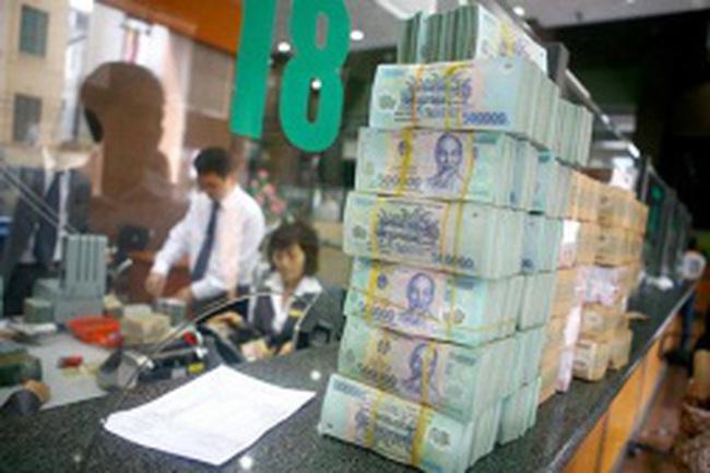 NHNN: Tăng trưởng tín dụng quý I/2012 âm 1,96%