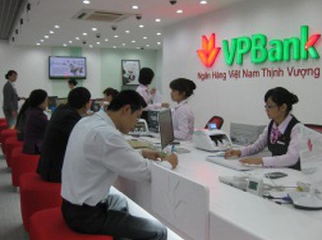 VPBank: Năm 2012 đặt mục tiêu đạt 1.300 tỷ đồng lợi nhuận hợp nhất
