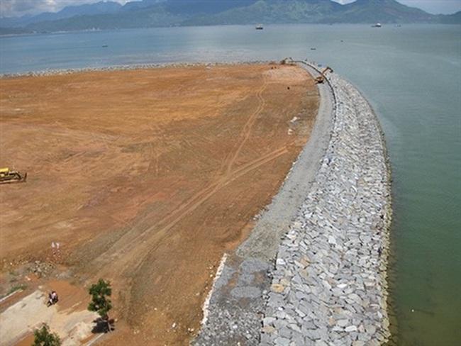 Đà Nẵng dự kiến lấn 120ha biển xây khu du lịch cao cấp