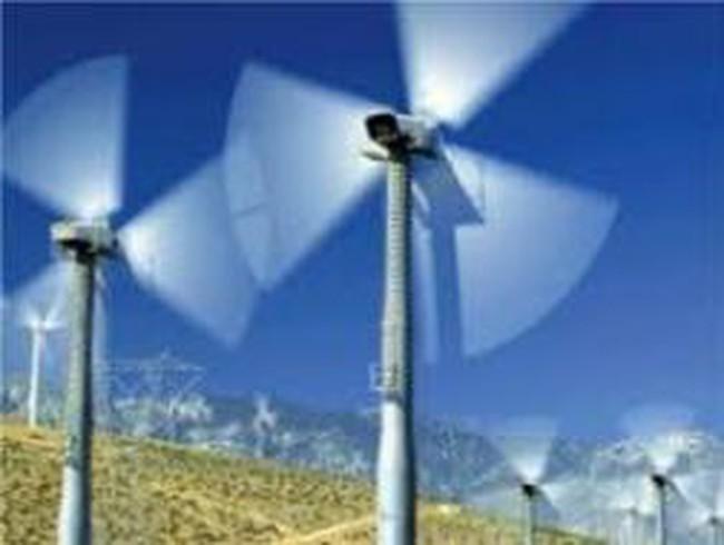 Khánh thành nhà máy điện gió đầu tiên