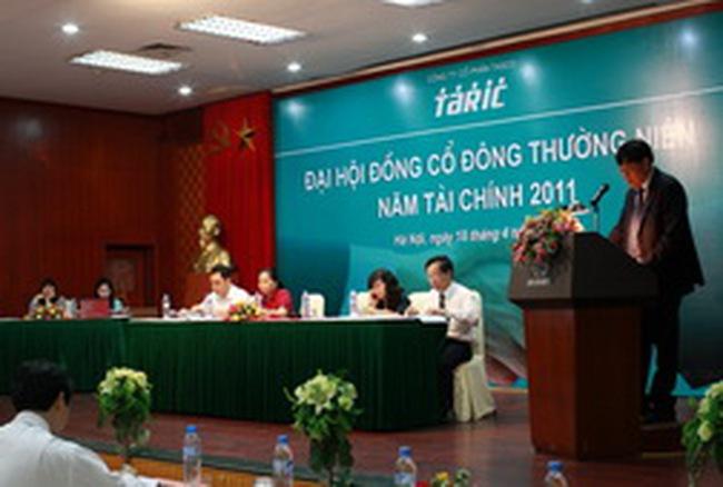 HUT: Đặt kế hoạch 130 tỷ đồng LNTT năm 2012