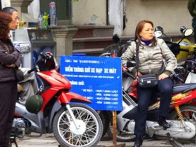 Sắp thanh tra việc sử dụng lòng đường, vỉa hè tại Hà Nội và Tp.HCM