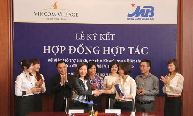 Mua biệt thự tại Vincom Village, được vay vốn với lãi suất 10%