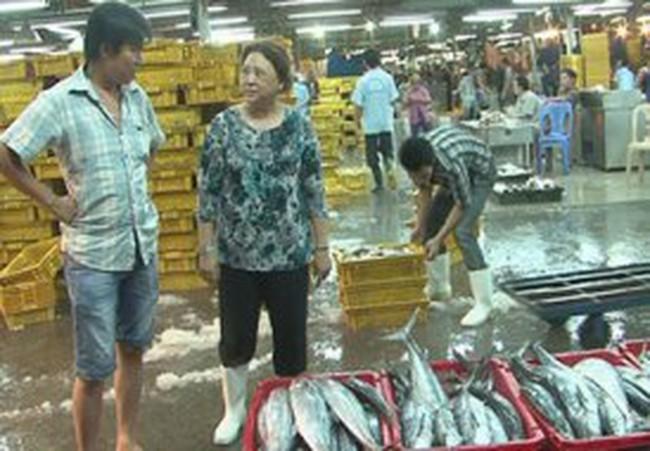 Chất lượng cá tôm, bao giờ kiểm soát?