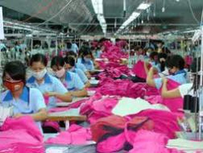 Chỉ số sản xuất CN tỉnh Long An tháng 4 ước tính tăng 4,57%