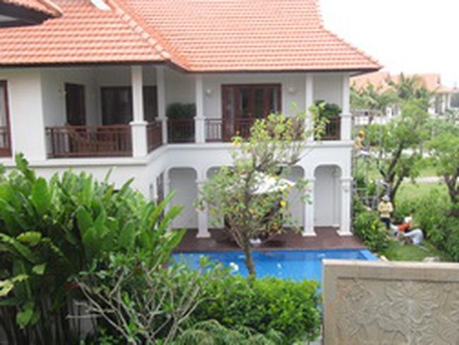 Giá thuê tại Furama Villas lên đến 18 triệu đồng/đêm