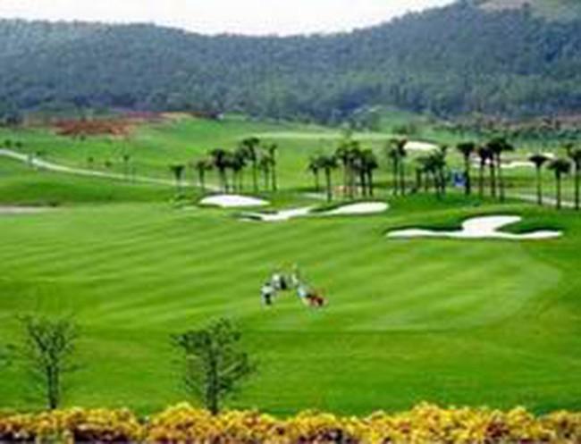 Thủ tướng yêu cầu quản lý, giám sát việc thực hiện quy hoạch sân golf