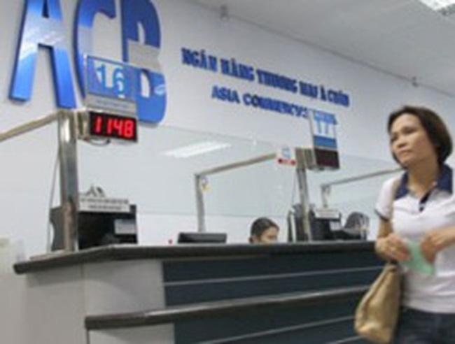 Ngân hàng ACB bị Moody's xem xét hạ bậc tín nhiệm