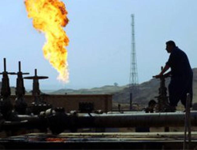 Giá dầu thô sụt mạnh vì cung tăng
