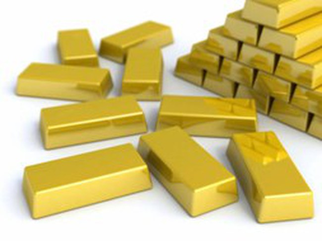 Giảm phiên thứ 4 liên tiếp, giá vàng xuống dưới 1.640 USD/ounce