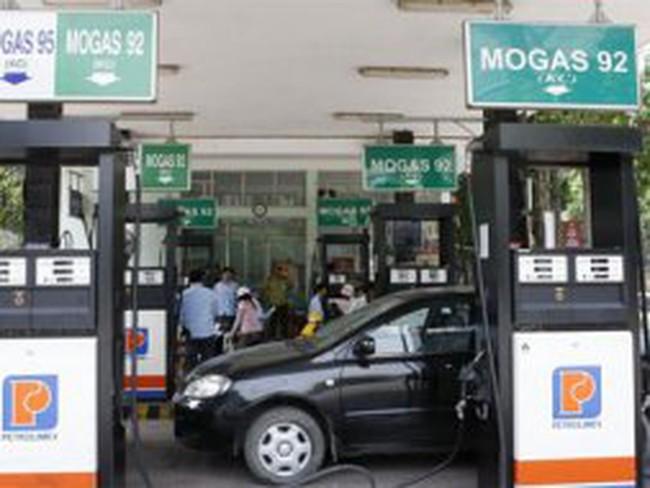 Petrolimex đề nghị sớm cho tăng giá xăng dầu