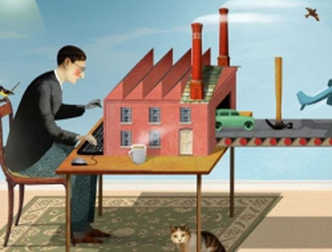 Thế giới đang bước vào cuộc Cách mạng công nghiệp lần thứ 3