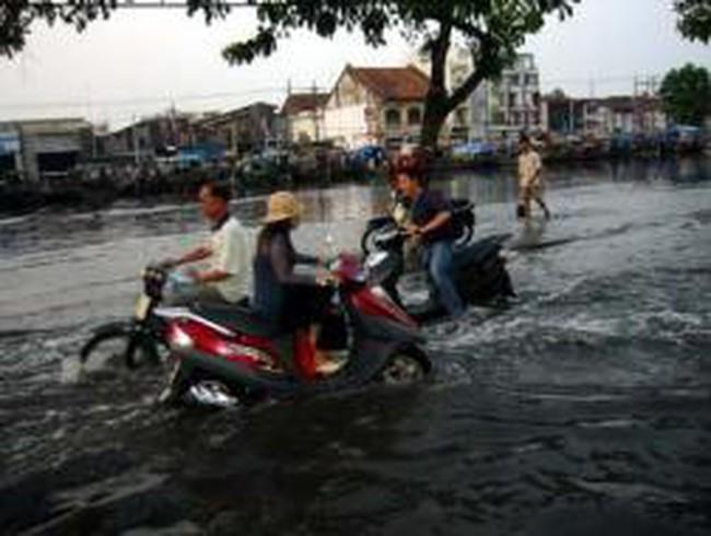 Kinh tế Việt Nam chịu ảnh hưởng mạnh của biến đổi khí hậu