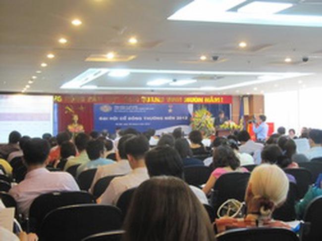 ĐHCĐ VCG: Cổ đông thông qua kế hoạch kinh doanh năm 2012 đầy khó khăn