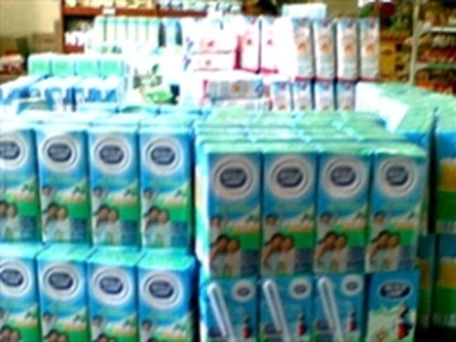 Giá sữa nước tăng chủ yếu do quảng cáo
