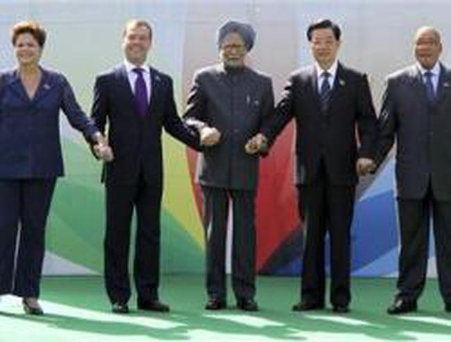 """Các quốc gia mới nổi đã sẵn sàng """"chung tay"""" với IMF"""