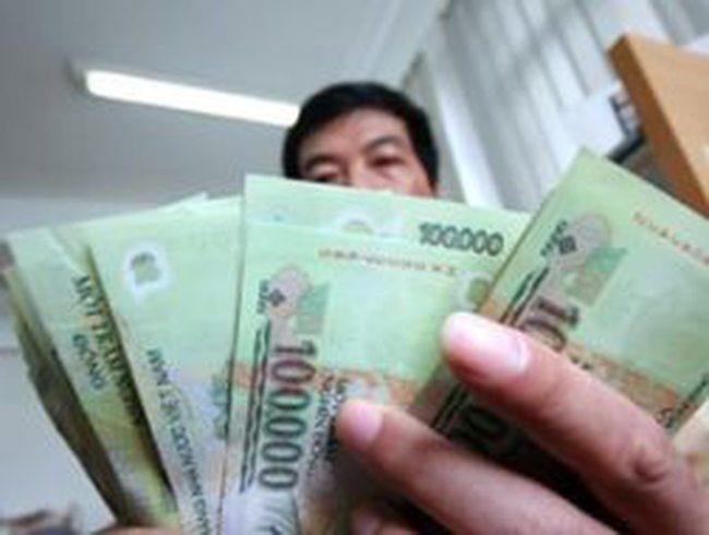 VLA: 3/5 GDKHQ nhận cổ tức đợt 2 năm 2011 bằng tiền 8%