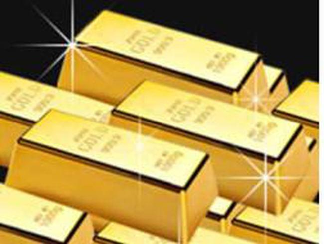 Giá vàng giảm ngày thứ 6 liên tiếp vì nhu cầu yếu