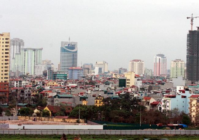 Hà Nội: Thu ngân sách gặp khó vì… nhà đất