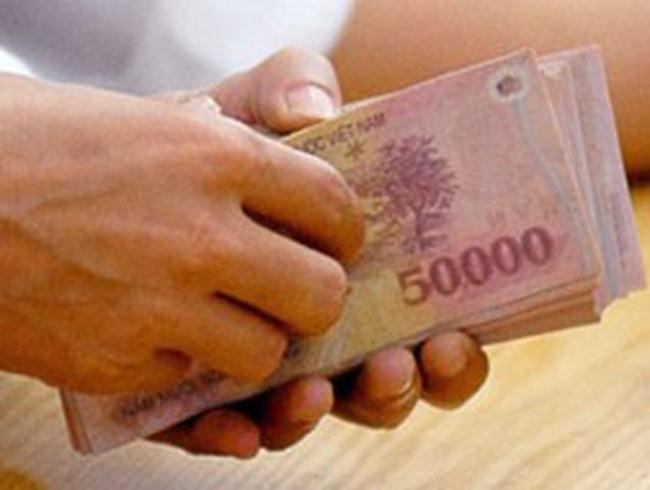 Hơn 6 triệu người được tăng lương từ 1/5