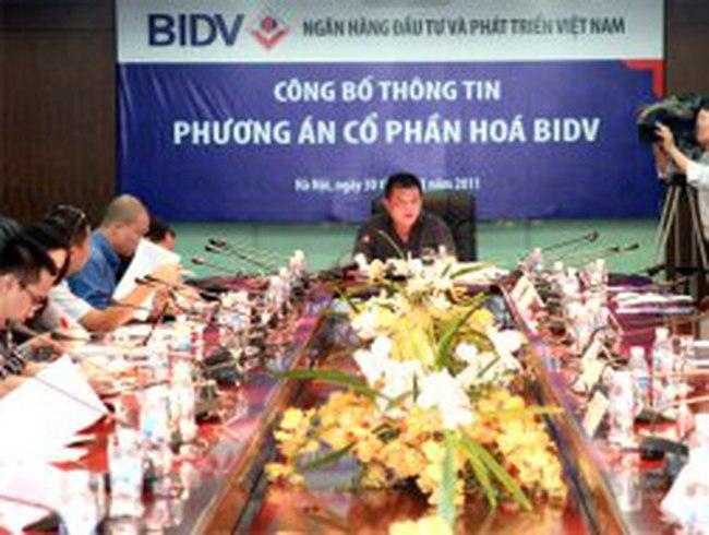 BIDV chính thức thành ngân hàng thương mại cổ phần