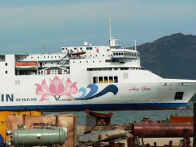 Chủ tàu Hoa Sen nợ lương thủy thủ hàng tỷ đồng