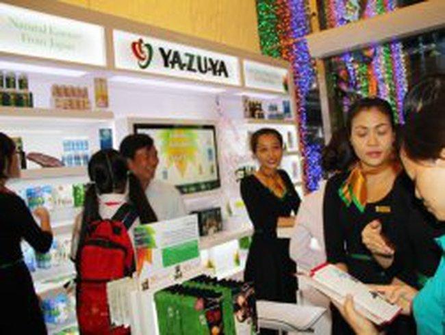 Việt Nam là thị trường nước ngoài đầu tiên của Yazuya