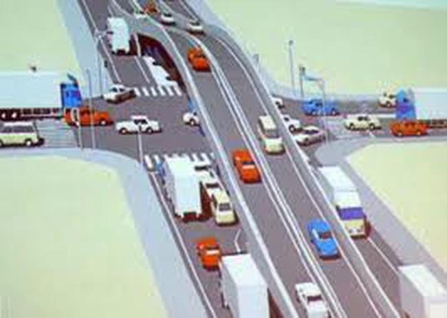 Đầu tư xây dựng nút giao thông trung tâm quận Long Biên