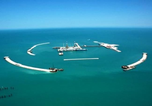 """Siêu """"Dubai mới"""" bên biển Caspi"""