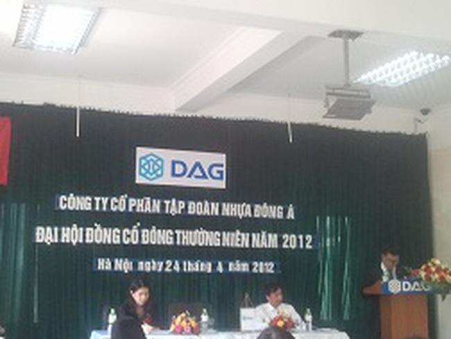 DAG: Dự kiến phát hành riêng lẻ 5 triệu CP với giá không thấp hơn 13.800 đồng/cp
