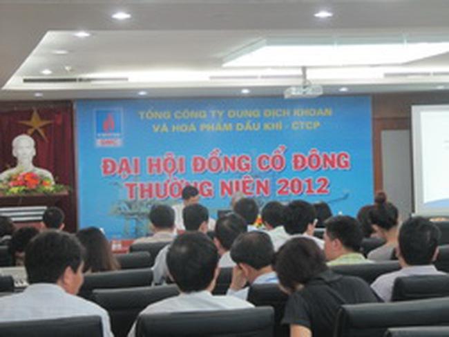 PVC: Đặt mục tiêu doanh thu 2012 đạt 3000 tỷ đồng