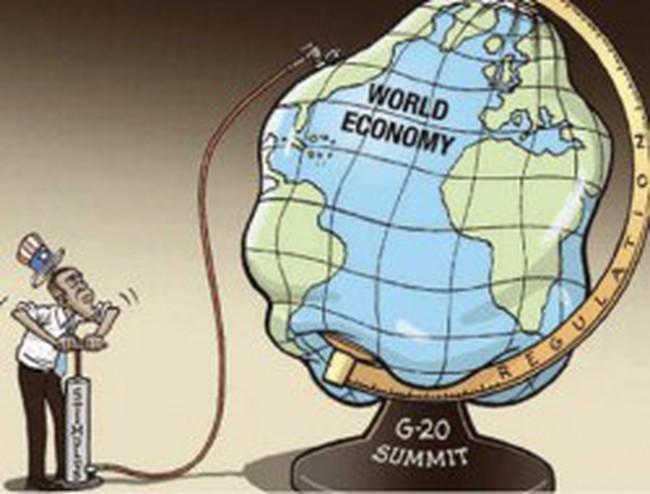 IMF tăng quỹ khủng hoảng, tốt cho ai?