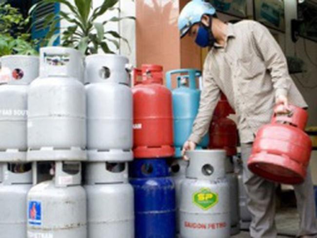 Giá gas sẽ giảm thêm 30.000 đồng/bình